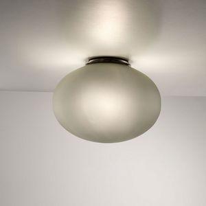 Bolla Lc621-015, Plafoniera a bolla in vetro