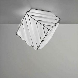 Dado Rc431-030, Plafoniera in vetro a forma di cubo