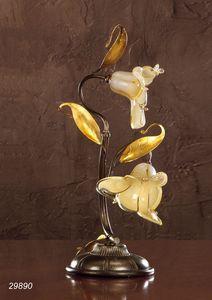 Art. 29890 Jolie, Lampada da tavolo in vetro veneziano