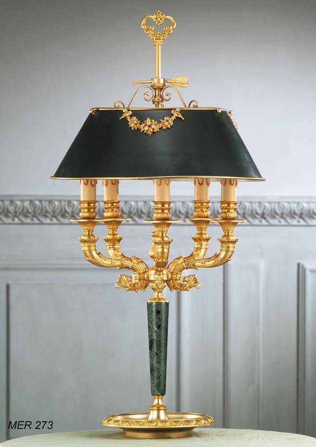 Lampada Da Tavolo Artigianale Idfdesign