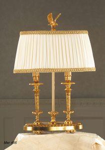 Art. MER 466, Elegante lampada da tavolo, in stile classico