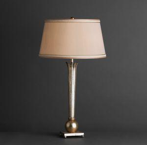 RIALTO HL1059TA-1, Lampada da tavolo con paralume