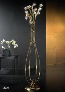 Art. 2034 Matisse, Lampada da terra realizzata artigianalmente