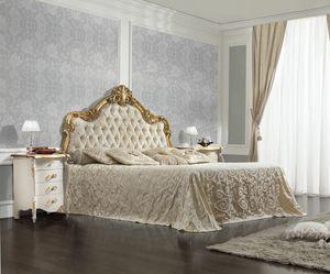 Vivaldi Art. 501 - 502, Lussuoso letto classico