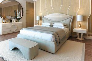 Charme, Elegante letto imbottito