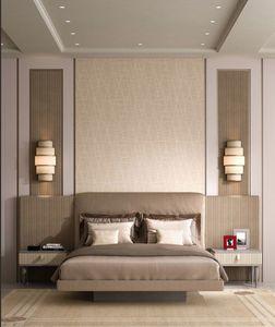 Cocoon Art. C301, Letto dal design sofisticato