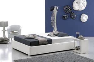 SOMMIER SD451, Letto piazza e mezza ideale per camere di albergo