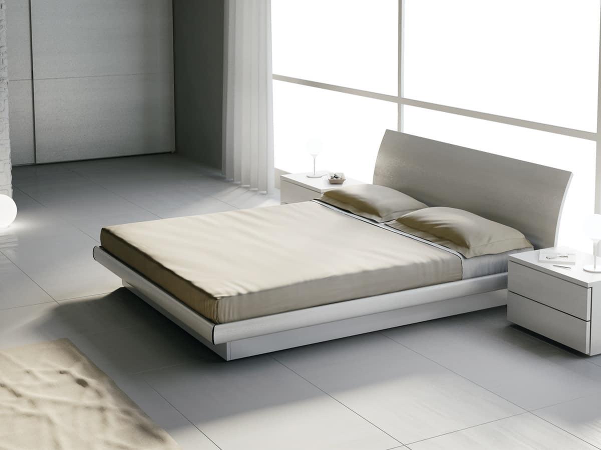 letto design 18 di elli f lli di luigi sas letto matrimoniale in legno ...