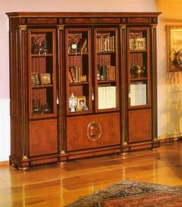 IMPERO / HOME OFFICE Libreria, Libreria elegante classica per Studio professionale