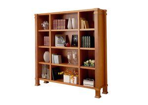 1001, Libreria in legno massiccio