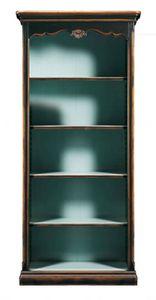 Carolina FA.0098, Libreria outlet, in stile provenzale