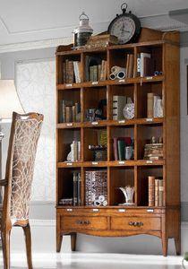 Direttorio libreria, Libreria classica, con cassetti