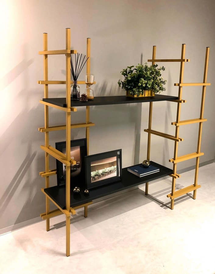 Display, Libreria semplice ed elegante