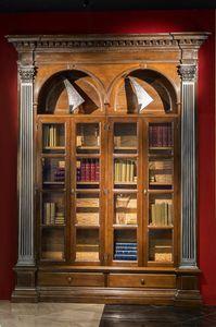 Montefioralle ME.0133, Libreria girevole segreta con cantina