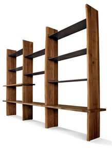 S-150, Libreria in legno