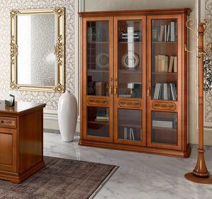 Torriani Home Office libreria, Libreria in stile classico