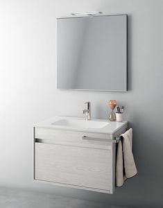 Duetto comp.05, Composizione da bagno salvaspazio