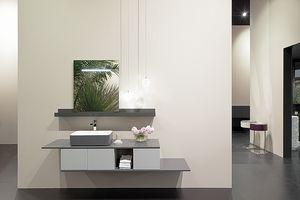 Yumi Smart, Mobile da bagno dal design minimale