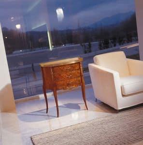 Art. 01, Mobiletto in legno per ambienti classici