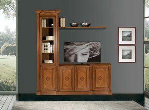 Art. 3606, Mobile in legno di noce