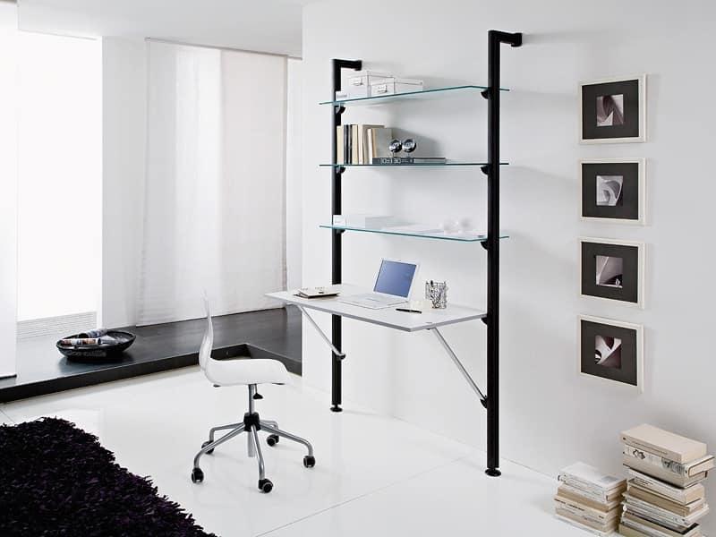 Mobili pc Ufficio in casa - Prezzo - OK 9 by Domitalia Spa