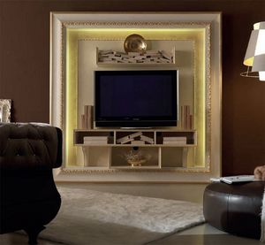 Arbat home cinema, Mobile TV in stile classico