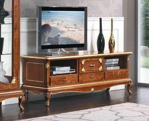 Art. 3050, Mobile basso porta tv