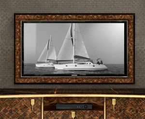 ART. 3293, Cornice porta tv da parete