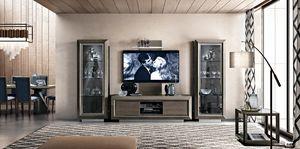 Elite composizione tv, Mobile tv dal design elegante
