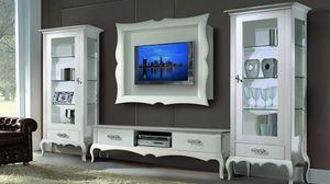 Italia, Mobile porta tv per soggiorno