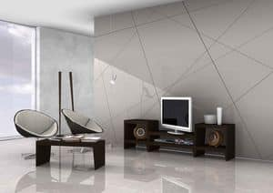 Moka, Mobile porta tv in varie finiture