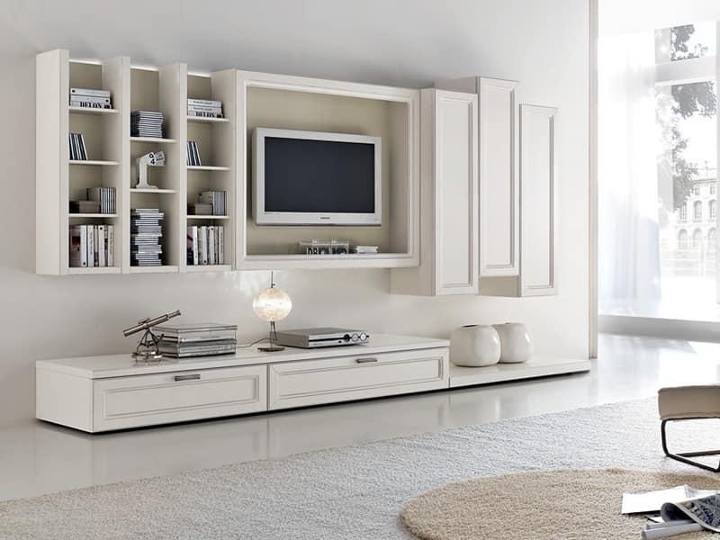 Bellavista BE001, Mobili per soggiorno Sala lettura - IDFdesign