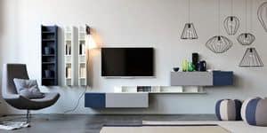 Citylife 14, Arredo per soggiorno, dal design minimale