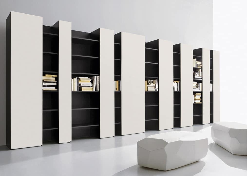 Mobile per soggiorno moderno, alto design, porta tv  IDFdesign