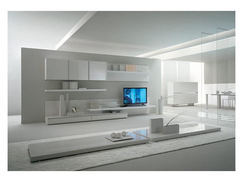 Mobili Per Soggiorno Di Design : Mobili contenitori soggiorno plinto b ...