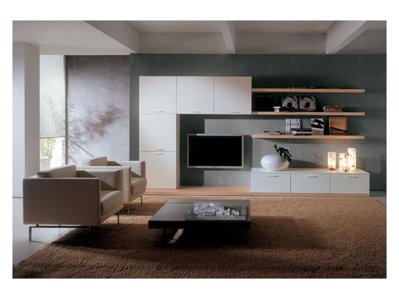 Mobili salotto Area conversazione  IDFdesign