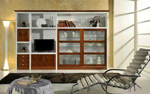 Zaffiro, Mobile soggiorno personalizzabile