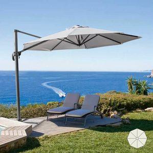 Ombrellone giardino professionale Paradise � PA300UVA, Ombrellone da giardino con palo portante decentrato