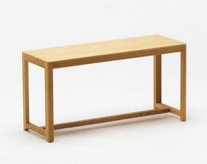 Seleri bench, Panca in legno dal design minimale