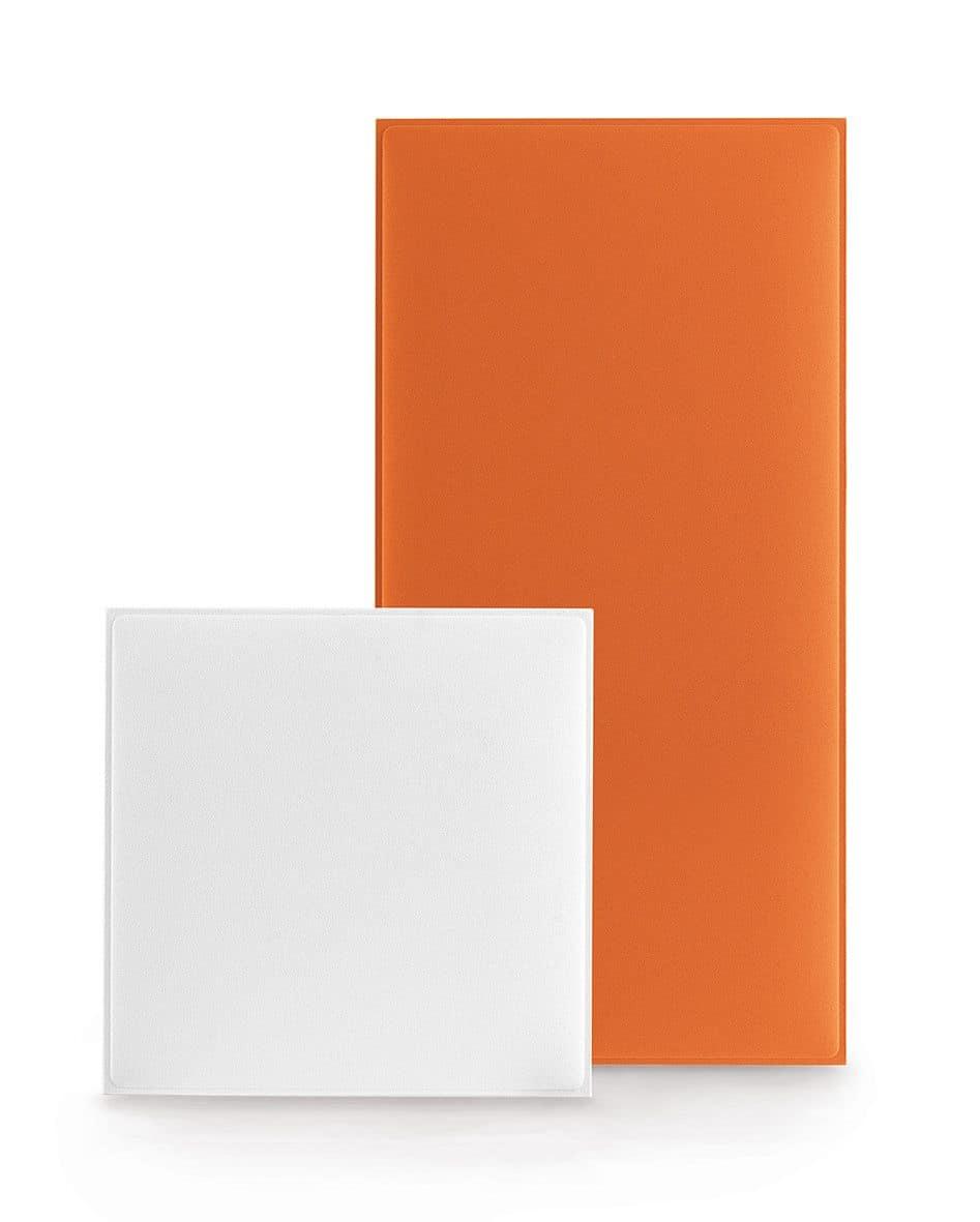 In, Pannelli fonoassorbenti colorati per controsoffitti