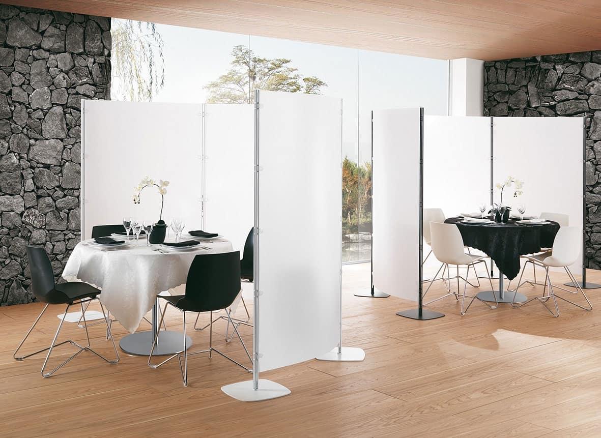 Arianna, Pareti divisorie modulari per open space