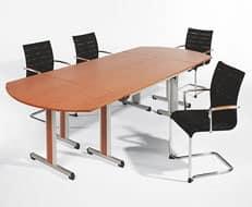 Sentrum 05/1A, Sedia impilabile con braccioli, per sale riunioni e uffici