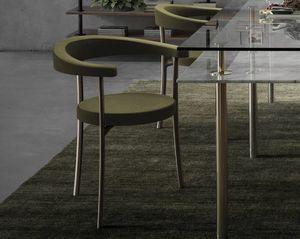 Katana Chair, Poltroncina a tre gambe