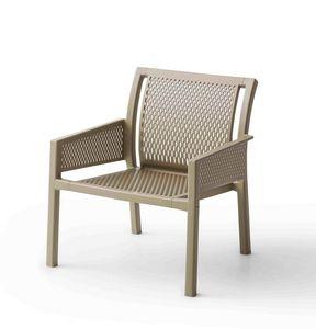 Grand Minush, Poltrona con seduta larga per esterni