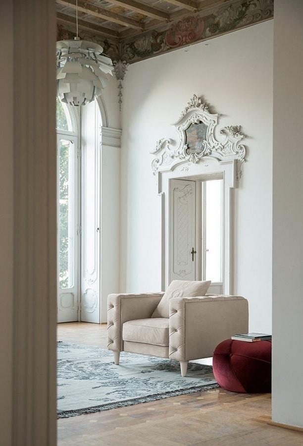 Belmondo, Lussuosa ed elegante poltrona