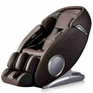 Poltrona Massaggiante Professionale IRest Sl-A389 GALAXY EGG - PM389EGGM, Poltrona massaggiante in pelle con poggiapiedi