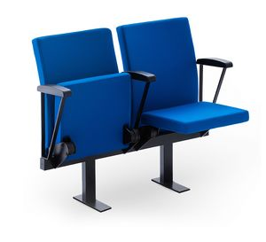 Aura ZN, Poltrona con sedile ribaltabile