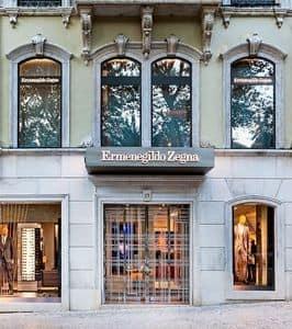 Entrance Door Lisbona, Porta d'ingresso per hotel di lusso