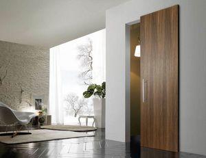 Giudetto Art. 1011/QQ/A, Porta scorrevole in legno