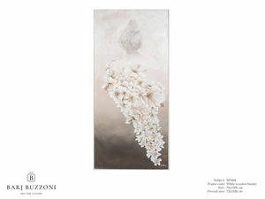 The scent of woman � MT 494, Quadro moderno effetto basso rilievo